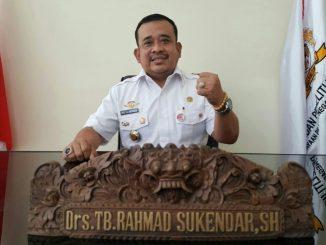 Ketua Umum BPI KPN PA RI. Drs. TB.Rahmad Sukendar. SH.MH