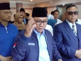 Zulkifli Hasan Menyambangi Ponpes Al Zaytun di Indramayu Jawa Barat