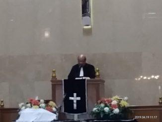 Pendeta DP Panjaitan