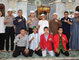 Tokoh agama, tokoh pemuda, dan pihak kepolisian bersatu padu menangkal masuknya paham radikalisme di Katingan, Kamis (5/12).