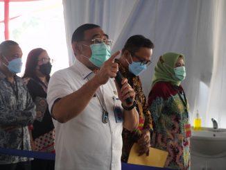Kepala Biro Kepegawaian Kemenkumham, Sutrisno .Foto : Humas Kemenkumham.